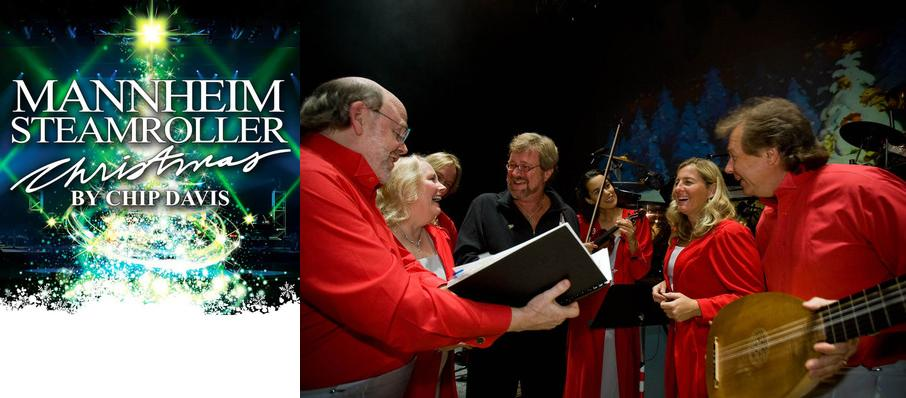 Mannheim Steamroller at CNU Ferguson Center for the Arts