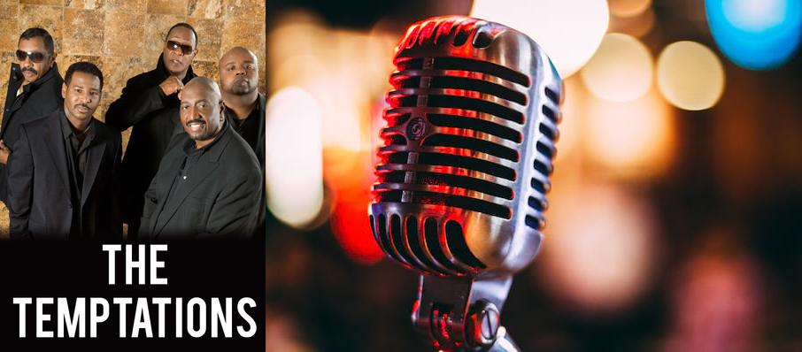 The Temptations at CNU Ferguson Center for the Arts