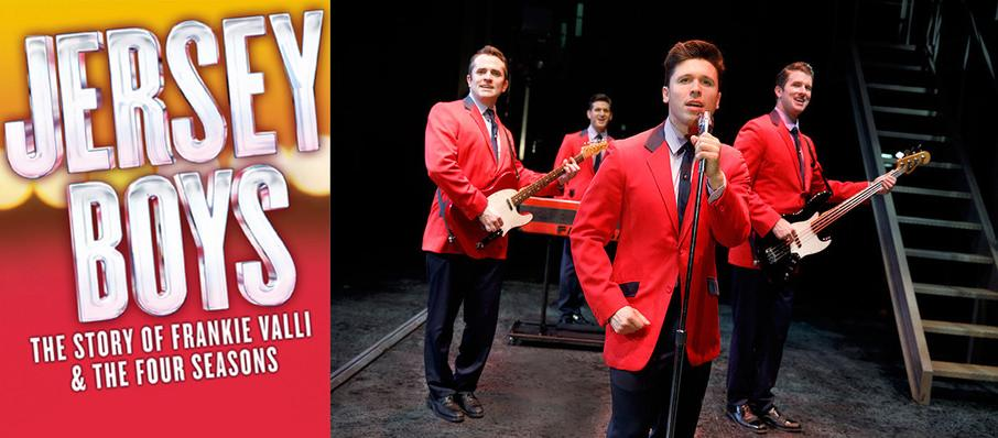 Jersey Boys at CNU Ferguson Center for the Arts