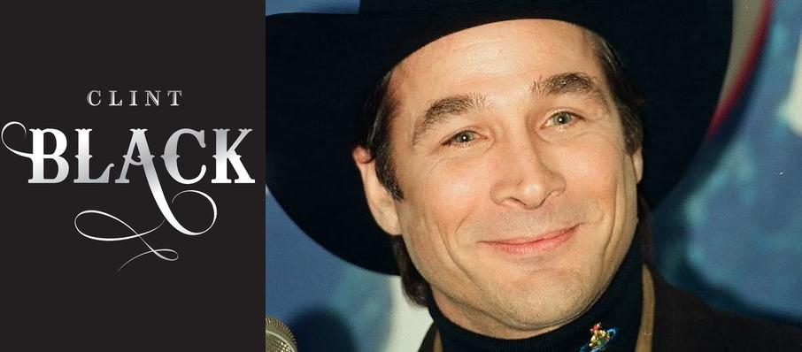 Clint Black at CNU Ferguson Center for the Arts