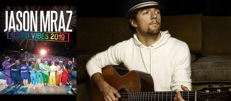 Jason Mraz at CNU Ferguson Center for the Arts