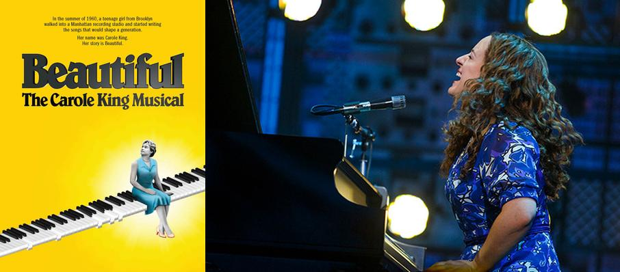 Beautiful: The Carole King Musical at CNU Ferguson Center for the Arts