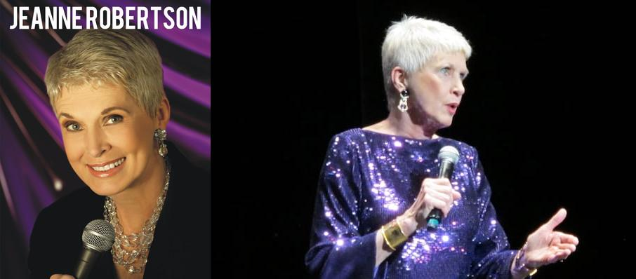 Jeanne Robertson at CNU Ferguson Center for the Arts