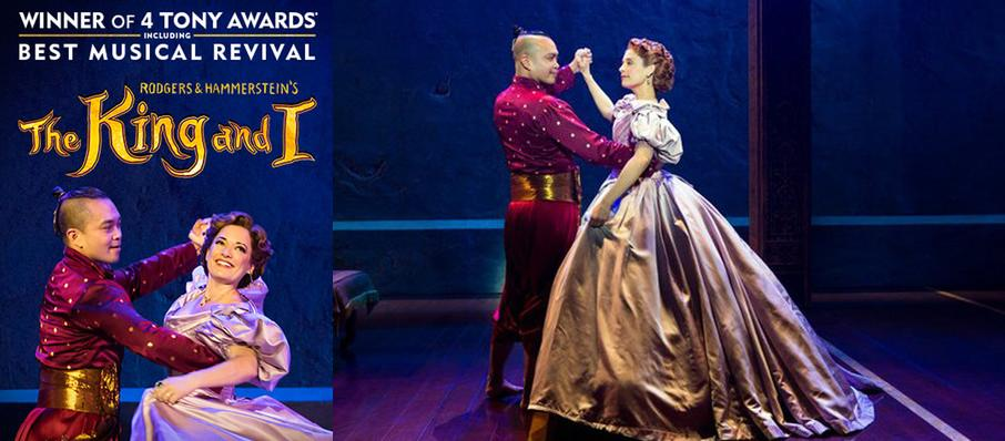 Rodgers & Hammerstein's The King and I at CNU Ferguson Center for the Arts