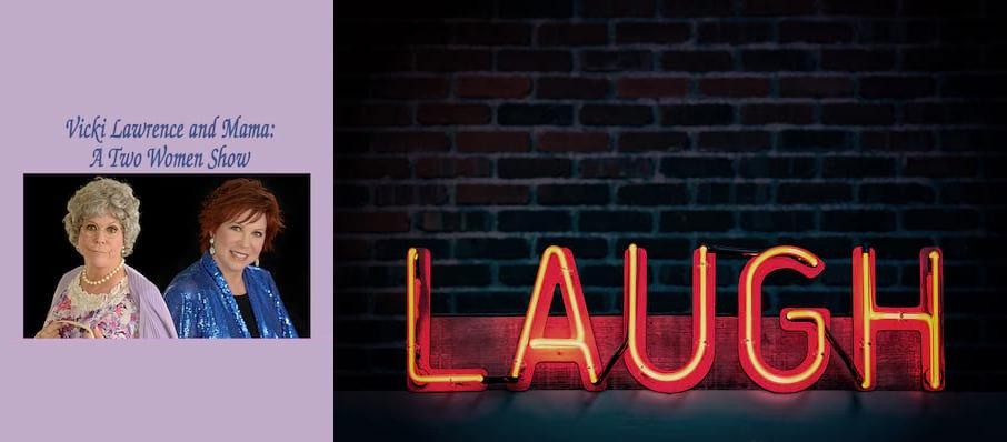 Vicki Lawrence at CNU Ferguson Center for the Arts