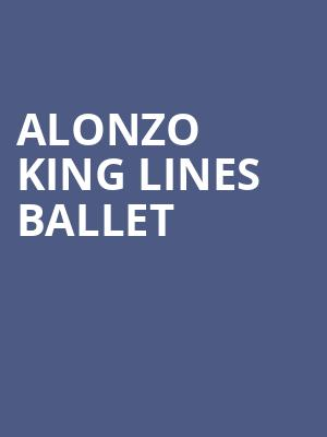 Alonzo King Lines Ballet at CNU Ferguson Center for the Arts