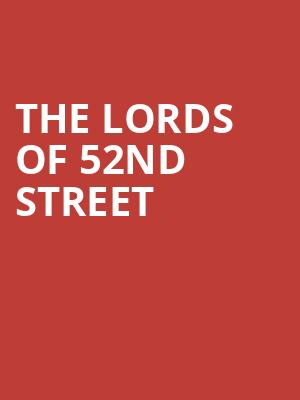 The Lords of 52nd Street at CNU Ferguson Center for the Arts