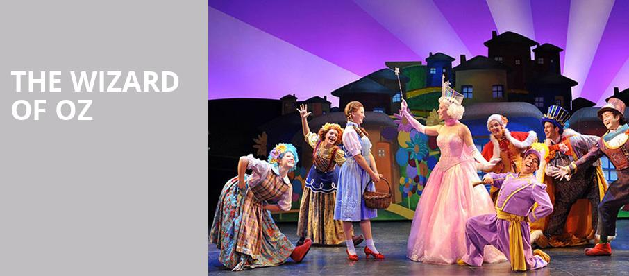 The Wizard of Oz, CNU Ferguson Center for the Arts, Newport News