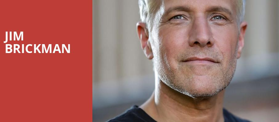 Jim Brickman, CNU Ferguson Center for the Arts, Newport News