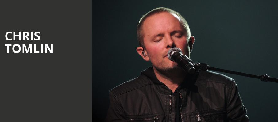 Chris Tomlin, CNU Ferguson Center for the Arts, Newport News